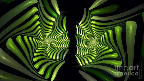 Digital Art - Vorticulture by Doug Morgan