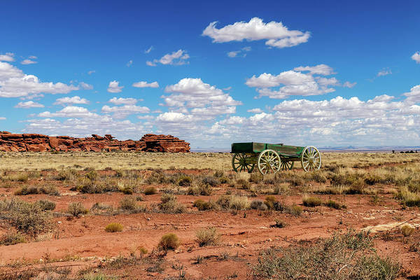 Wall Art - Photograph - Wagon by Doug Long
