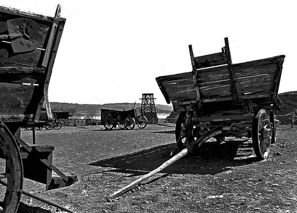 Wall Art - Photograph - Wagons West by Mike Flynn