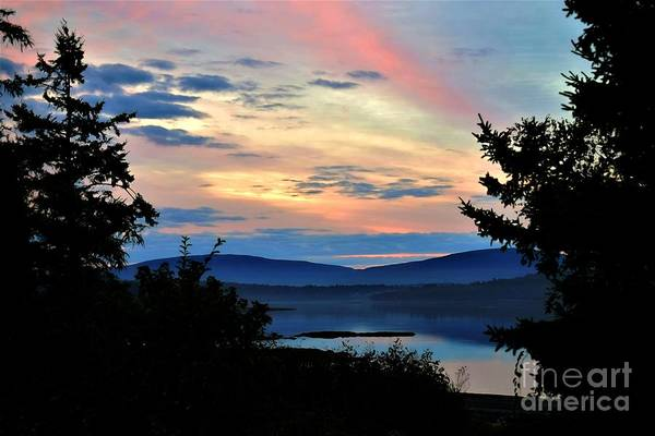 Photograph - Waking Up In Maine by Patti Whitten