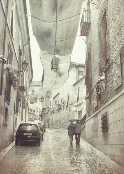 Photograph - Walk In The Rain by JAMART Photography