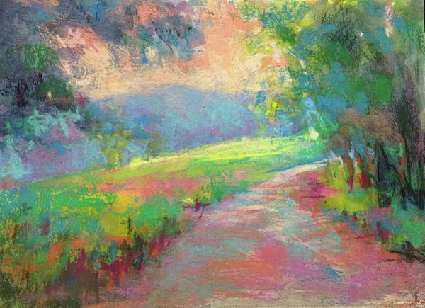 Painting - Walking By Faith by Susan Jenkins