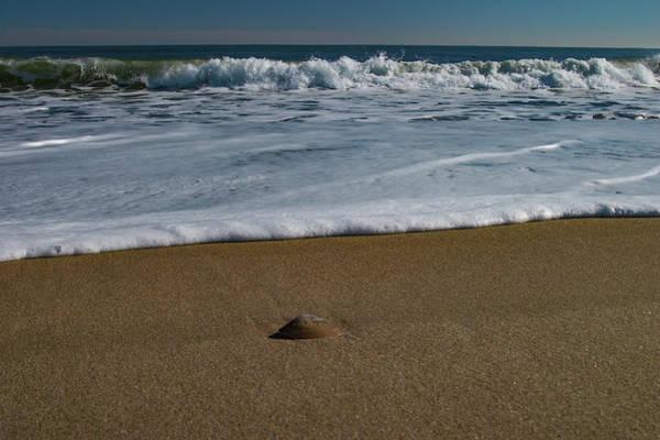 Photograph - Walking Hampton Beach by Jeff Folger