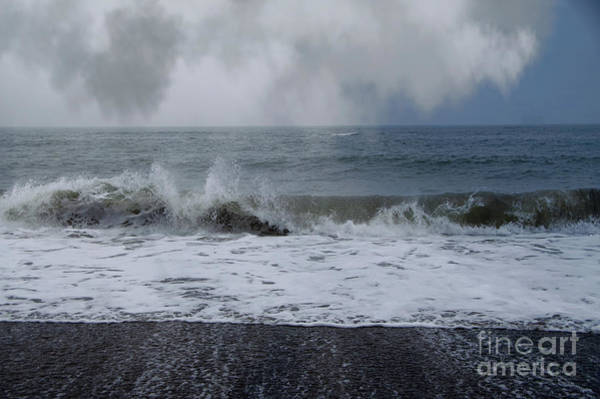 Wall Art - Photograph - Walking Next To The Ocean by Jeff Swan