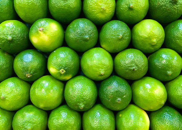 Photograph - Wall Of Limes by Nathan Little