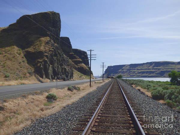 Photograph - Wallula Gap by Charles Robinson