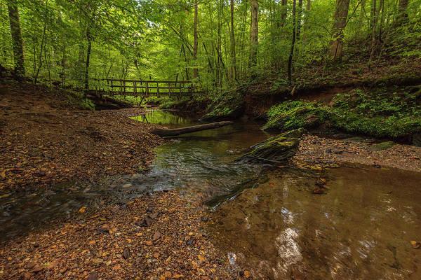 Photograph - Walnut Creek by Keith Smith
