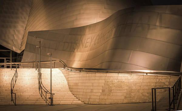 Wall Art - Photograph - Walt Disney Concert Hall, La, Walt Disney Concert Hall, Los Angeles, California by Art Spectrum