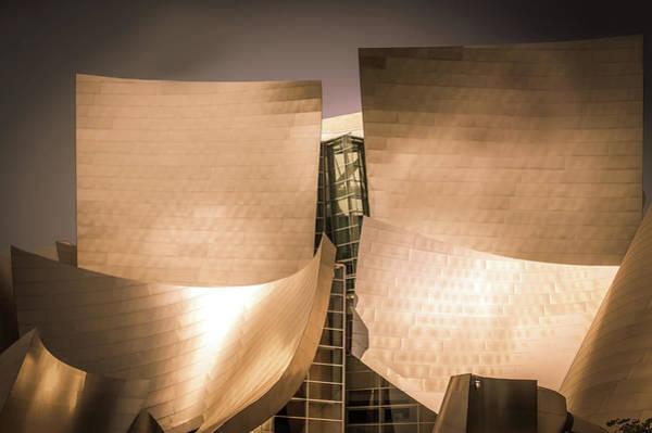 Wall Art - Photograph - Walt Disney Concert Hall, Los Angeles by Art Spectrum