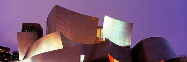 Wall Art - Photograph - Walt Disney Concert Hall. Los Angeles by Murat Taner