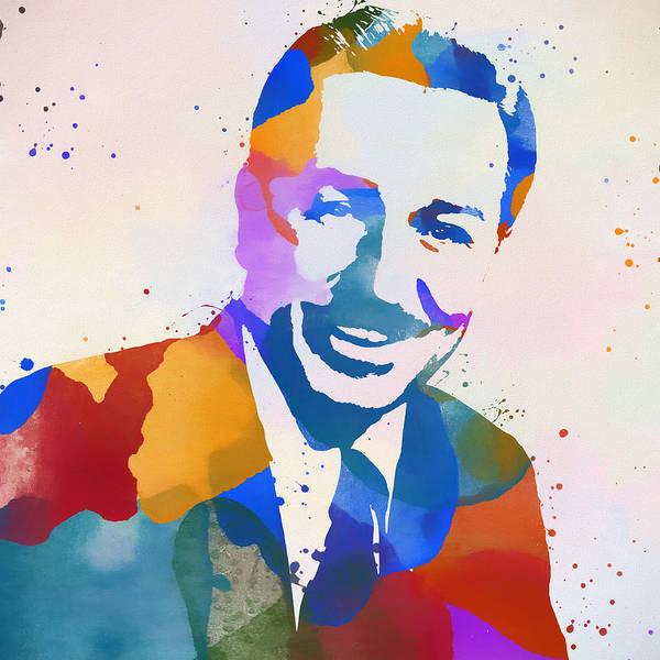 Painting - Walt Disney by Dan Sproul