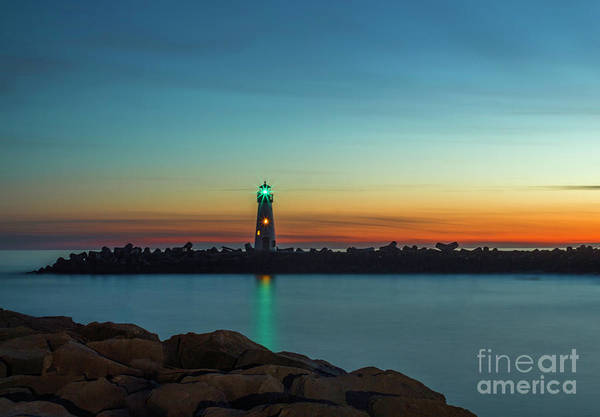 Wall Art - Photograph - Walton Lighthouse 2 by Jennifer Ramirez