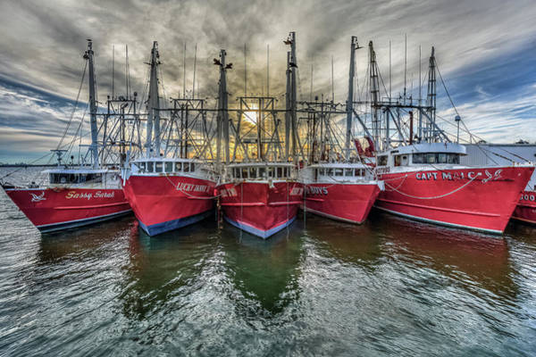 Photograph - Wanchese Fish Company by Jerry Gammon