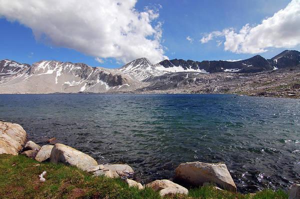Kings Canyon Photograph - Wanda Lake by Michele D'amico Supersky77