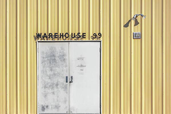 Wall Art - Photograph - Warehouse 99 by Todd Klassy