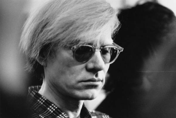 Photograph - Warhol by Evening Standard