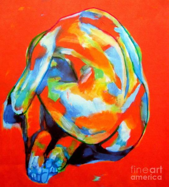 Painting - Warm Unrest by Helena Wierzbicki