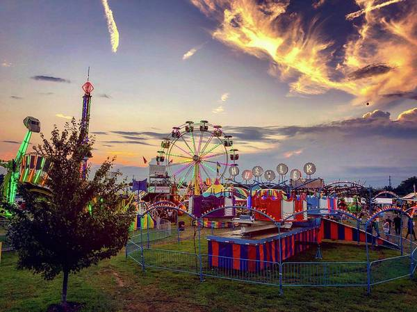 Photograph - Warren County Fair by Candice Trimble