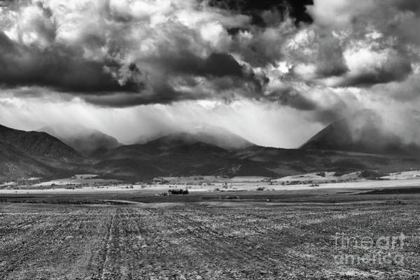 Wall Art - Photograph - Wasatch Storm Front by Mike Dawson