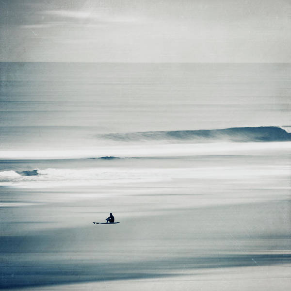 Photograph - Wash Away - Surfer And Waves by Dirk Wuestenhagen