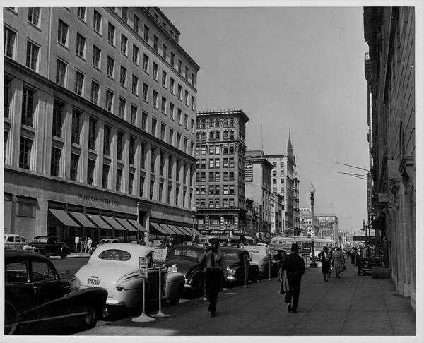 1940 Photograph - Washington D. C by American Stock Archive