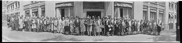 Wall Art - Photograph - Washington D.c. Womens Civic Clubs by Fred Schutz Collection