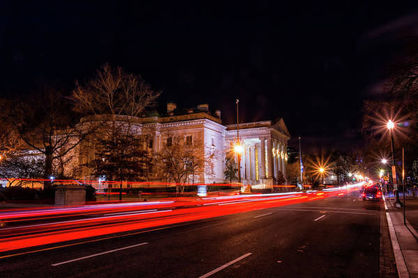 Photograph - Washington Night by Travis Rogers