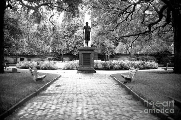 Photograph - Washington Square In Charleston by John Rizzuto