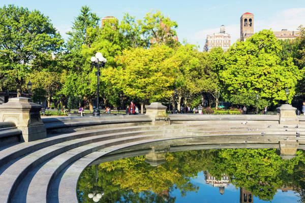 Wall Art - Photograph - Washington Square Park, New York City by Ken Welsh