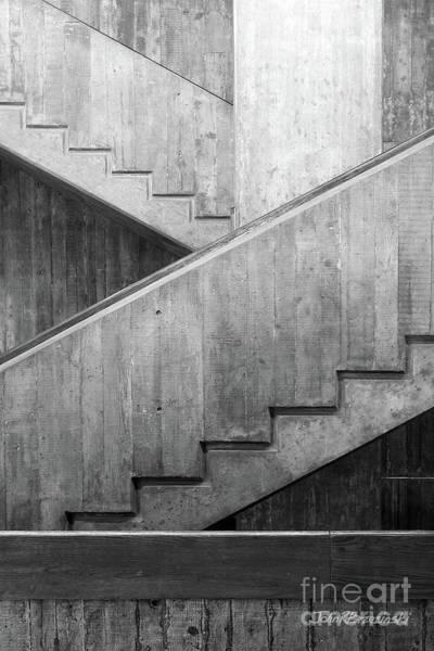 Collegiate Wall Art - Photograph - Washington University Eliot Hall Stairway by University Icons