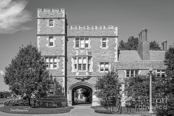 Collegiate Wall Art - Photograph - Washington University Mc Millen Hall by University Icons