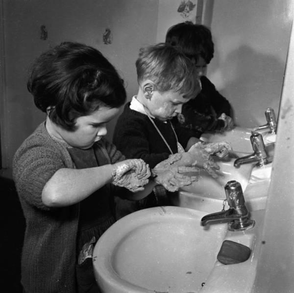 Faucet Photograph - Washroom by Juliette Lasserre