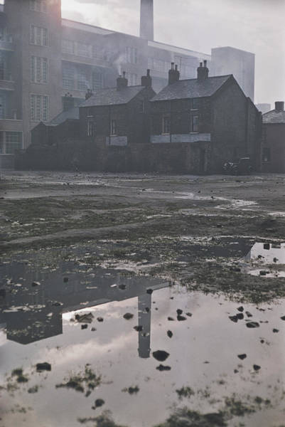 Photograph - Waste Ground In Belfast by Bert Hardy