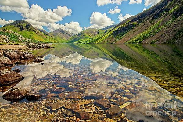 Photograph - Wastwater Lake District by Martyn Arnold