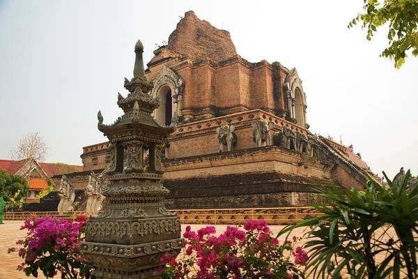 Chiang Mai Province Photograph - Wat Chedi Luang Temple, Chiang Mai by Design Pics / Stuart Westmorland