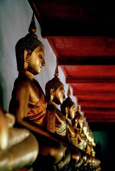 Photograph - Wat Mahathat  by Shaun Higson