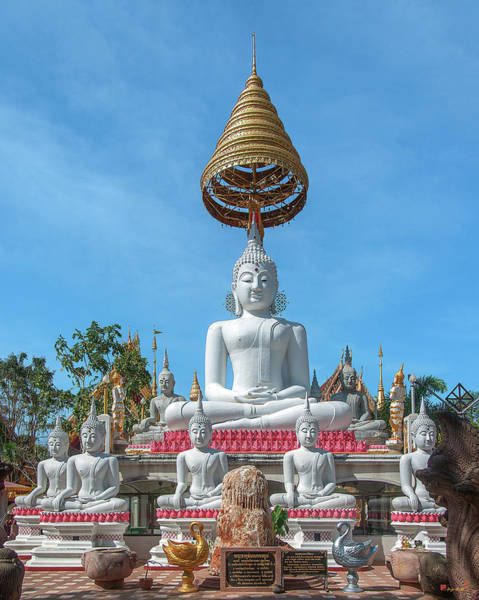 Photograph - Wat Tai Phra Chao Yai Ong Tue Phra That Thammakkh Satup Dthu0799 by Gerry Gantt