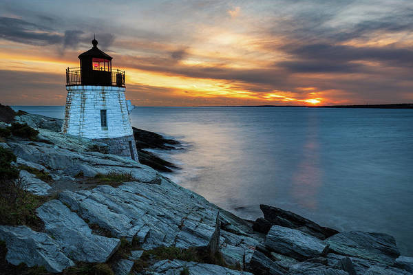 Photograph - Watch Over Narragansett by Michael Blanchette