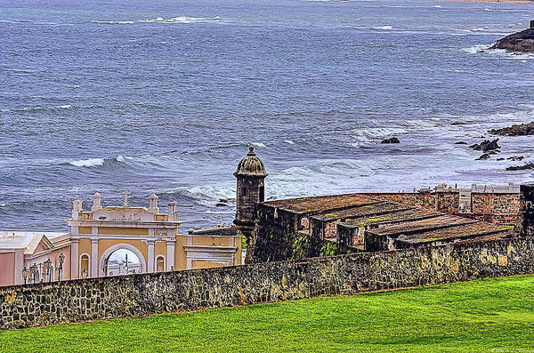 Puerto Rico Photograph - Watchtower by Dado Molina