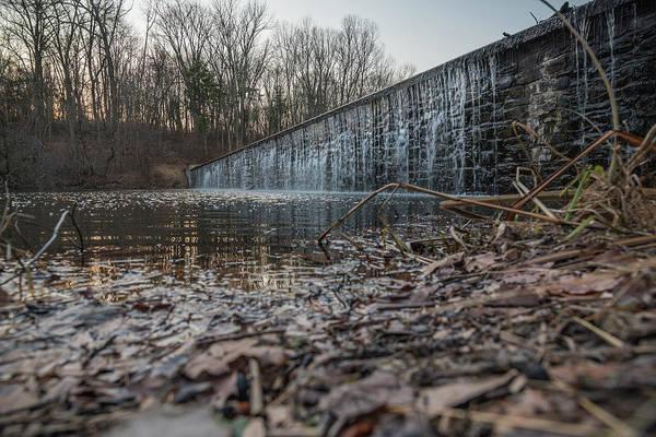 Photograph - Water Wall by Kristopher Schoenleber