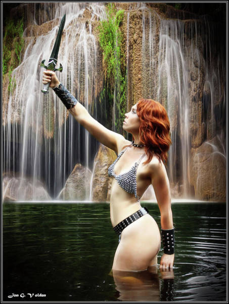Photograph - Water Witch by Jon Volden