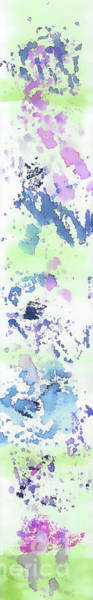 Painting - Watercolor Abstract - Spring Colors by Kerri Farley