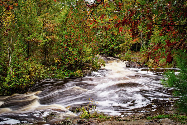 Photograph - Waterfall #1 by David Heilman