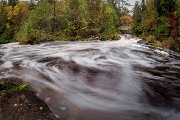 Photograph - Waterfall #2 by David Heilman