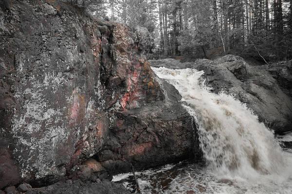 Wall Art - Photograph - Waterfall by JR Nelson