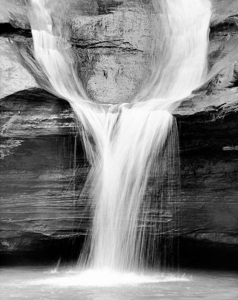 Hocking Hills Photograph - Waterfall by Monte Nagler