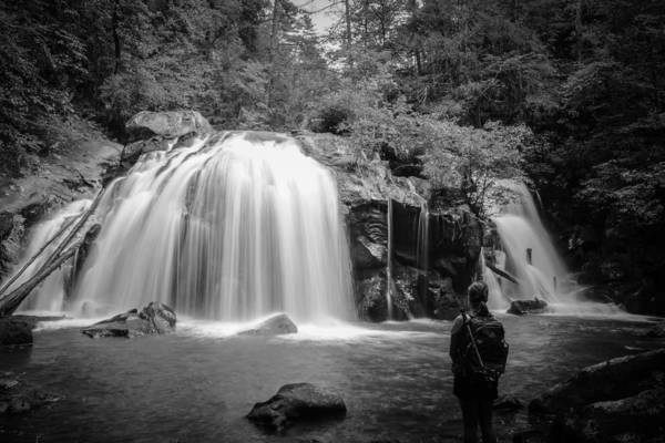 Photograph - Waterfall Moods by Richard Parks