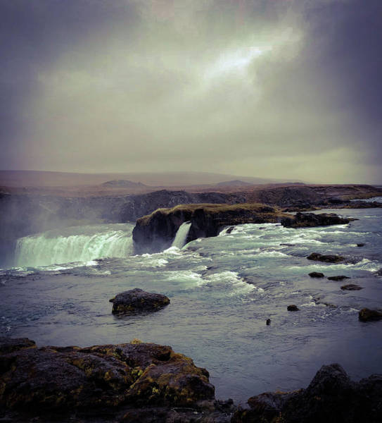 Photograph - Waterfall Of The Gods by Jim Cook