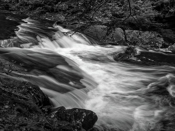 Photograph - Waterfalls At Ricketts Glenn by Louis Dallara