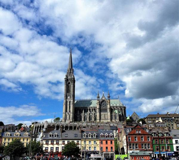 Photograph - Waterfront Cobh Cork Ireland by Joan Stratton